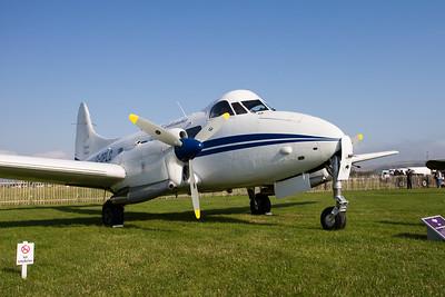 1960 - de Havilland DH104 Dove