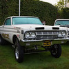 Mercury Comet `The rocket Comet'