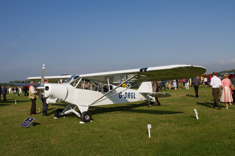 1952 Piper L18C