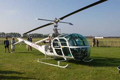1960 - Hiller UH-12E4 (used in James Bond Goldfinger)