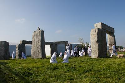 Stonehenge Display