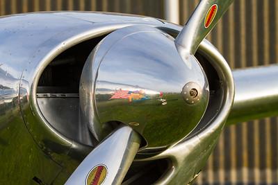1954 - Beech BE50 Twin Bonanza
