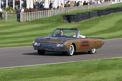 1961 - Ford Thunderbird Indianapolis 500 Pace Car
