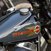 Harley-Davidson Motorcycle Gas Tank