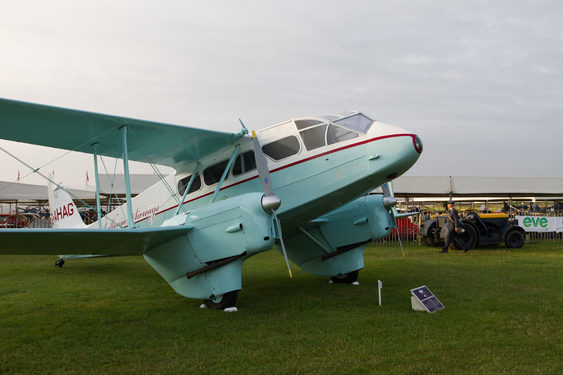 1945 - de Havilland DH.89a Dragon Rapide