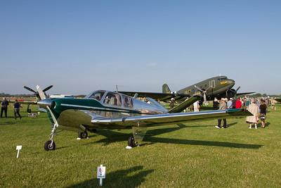 1950 - Beech B35 Bonanza
