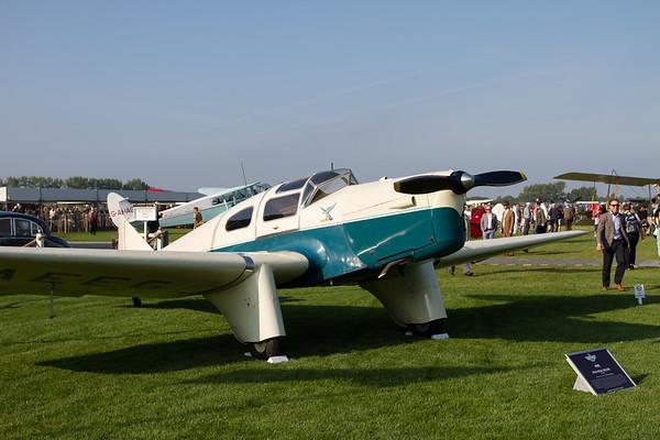 1935 - Miles Falcon