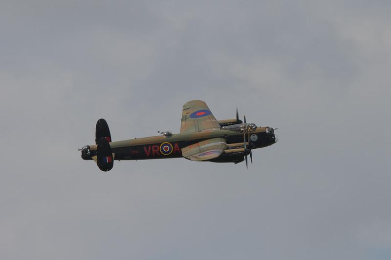 Avro Lancaster Mk X (Canadian Warplane Heritage Museum)