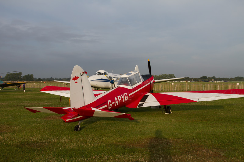 1950 - de Havilland DH.1 Chipmunk