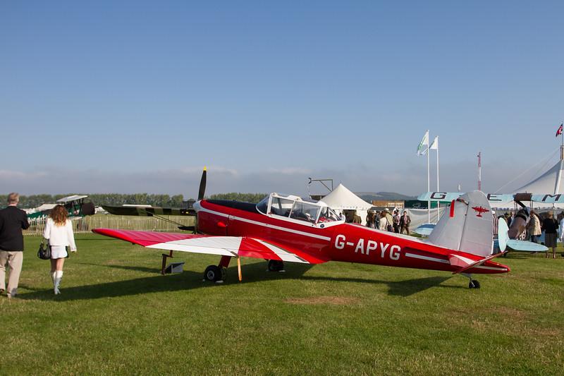 1950 - de Havilland DHC.1 Chipmunk
