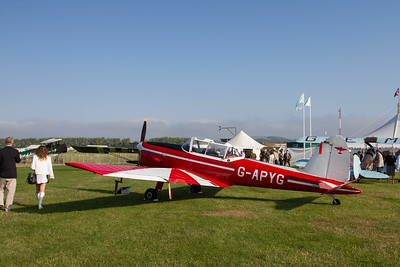 1950 - de Havilland DHC1 Chipmunk