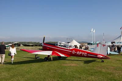 1950 - de Havilland DHC1 Chipmunk