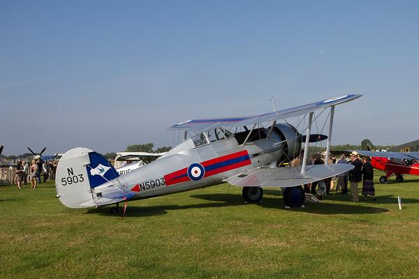 1939 - Gloster Gladiator