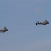 1945 - Avro Lancaster Mk 1 & 1995 - Avro Lancaster Mk X