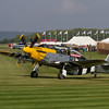1945 - North American P-51D Mustang `Ferocious Frankie'
