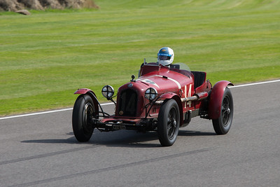 1932 - Alfa Romeo 8C 2600 'Muletto'