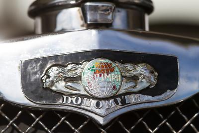 1934 - Triumph Dolomite 8C SS Corsica Roadster