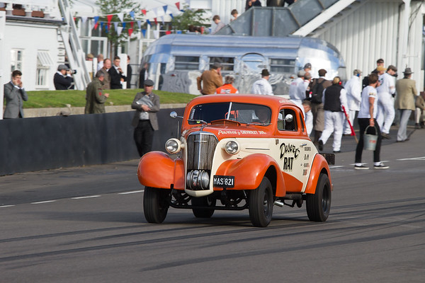 1937 - Chevrolet 'Desert Rat'
