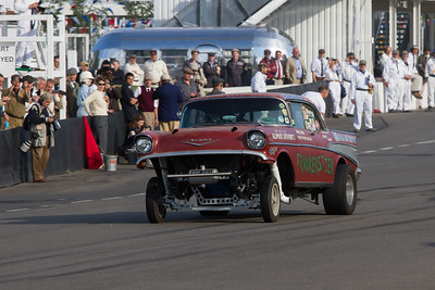 1957 - Chevrolet 'Frankenstein'