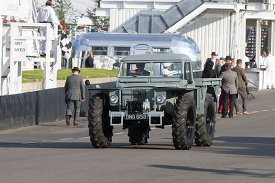 1964 - Land Rover Series IIA Forest Rover