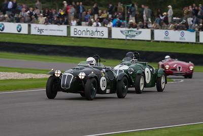 1951 - Frazer Nash Le Mans Replica
