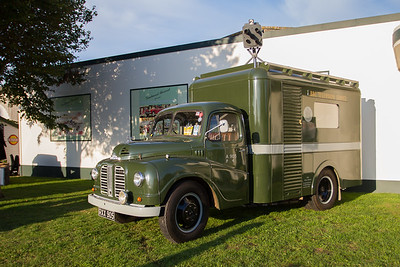 1955 - Austin Loadstar BBC Outside Broadcast Van