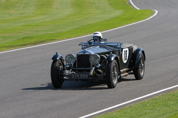 1932 - Invicta S-type 'low chassis'