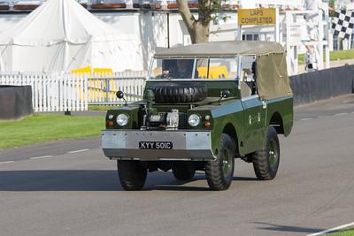 1965 - OTAL One Ton Amphibious Land Rover
