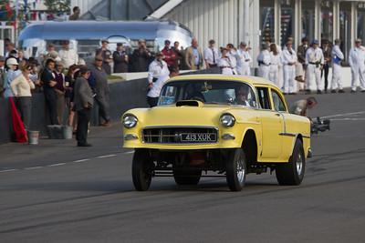 1955 - Chevrolet 'Yellow Chevy'