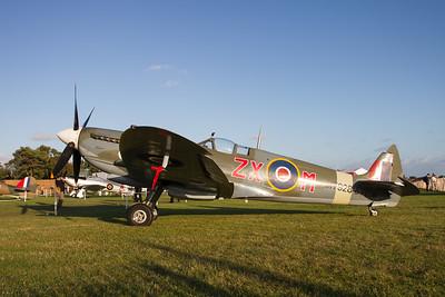 Supermarine Spitfire Mk VIII MV154