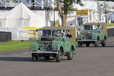 1948 - Pre-Production Land Rover Series I