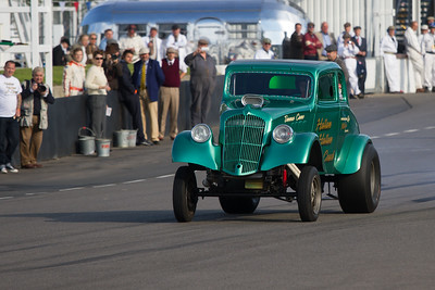 1933 - Willys Coupe 'Willys Green'