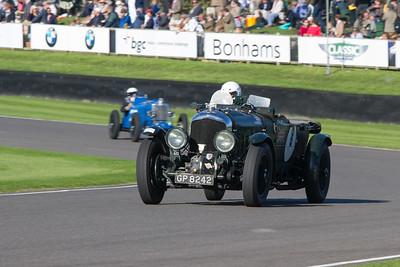 1929  - Bentley 4.5 litre 'Blower'