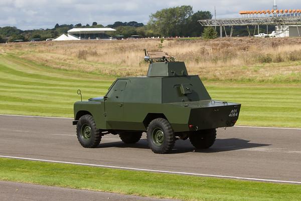1965 - Shorland Amoured Prototype