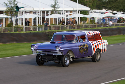 1957 - Ford Wagon 'Kan-Dee Twist'