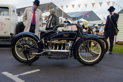 1922 - Ace Motorcycle