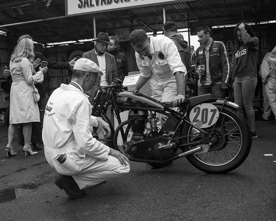 1938 - Rudge Special