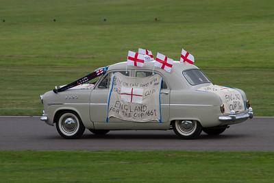 The Road To Wembley Parade