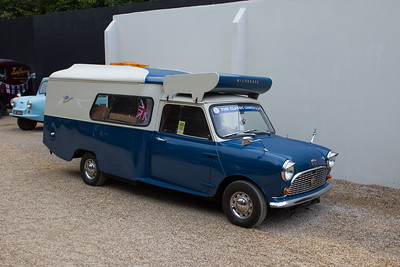 1965 - Austin Mini Wildgoose Motorhome