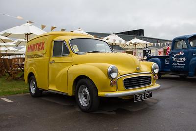 1970 Morris Minor Van