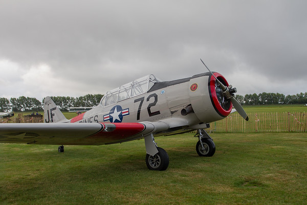 1944 North American T6 Texan