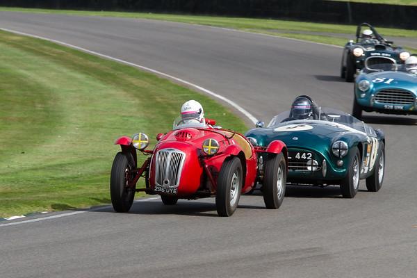 1952 - Frazer Nash Le Mans Replica