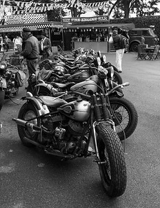 Mods and Rockers Parade