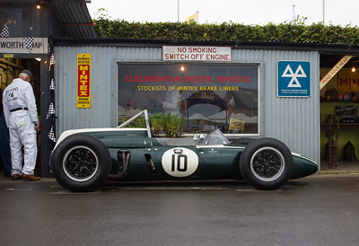1960 - Cooper-Climax T53 'lowline'