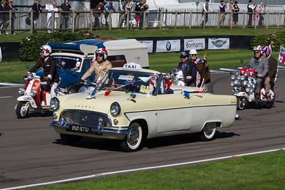 1960 - Ford Consul Lowline Convertible