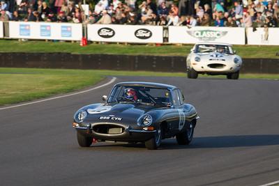 1962 - Jaguar E-type FHC