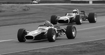 1967 - Lotus-Cosworth 49