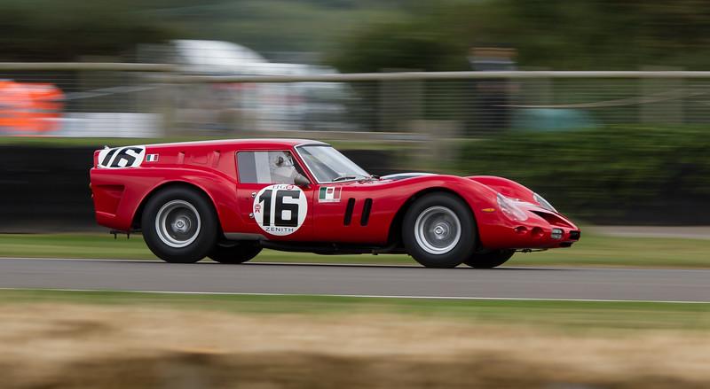 "1961 - Ferrari 250 GT SWB 'Breadvan"""