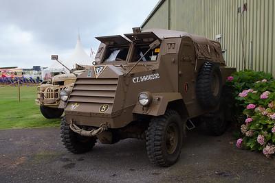 SAS 75th Anniversary Display