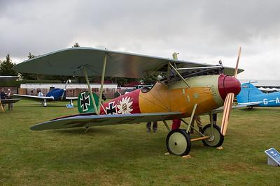 1917 - Albatros DVa
